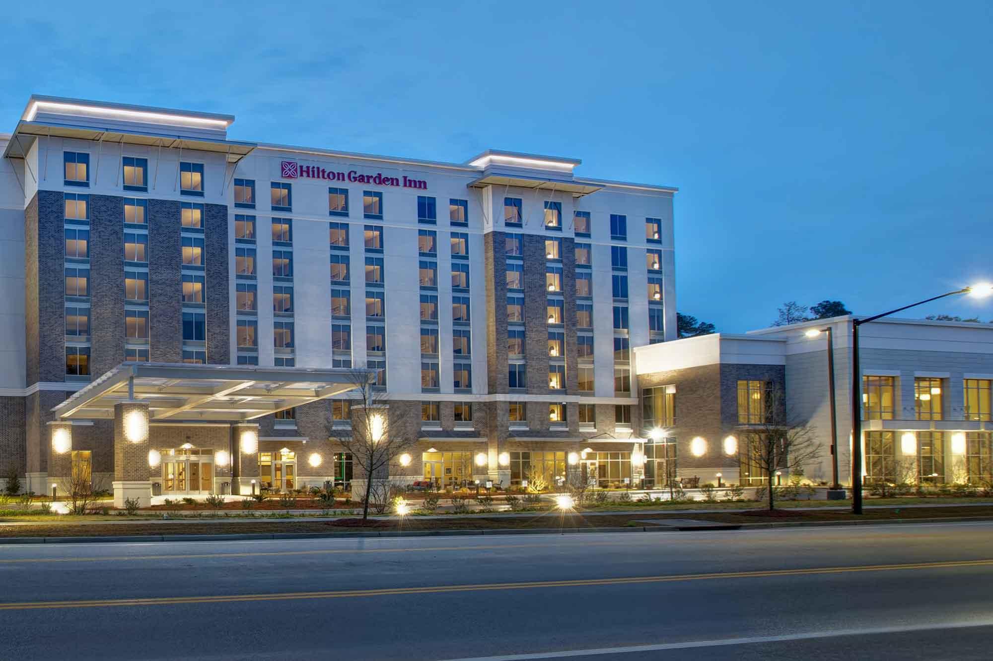 Hampton Park/Hilton Garden Inn